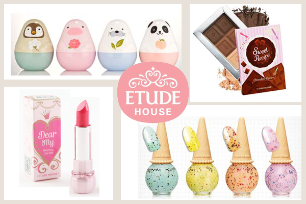 Etude house product list