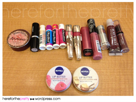 Nivea Lip Butters #1