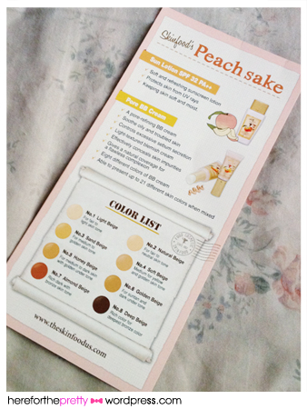 skinfood_peachsake_pamphlet